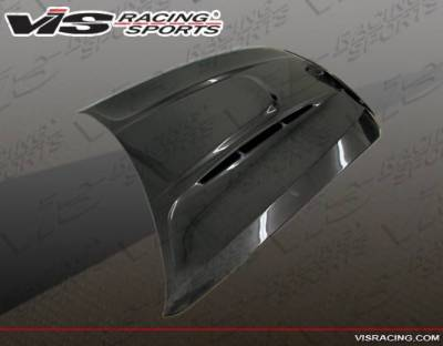 VIS Racing - Carbon Fiber Hood EVO GT Style for BMW X5 (E70) 4DR 2006-2013 - Image 6