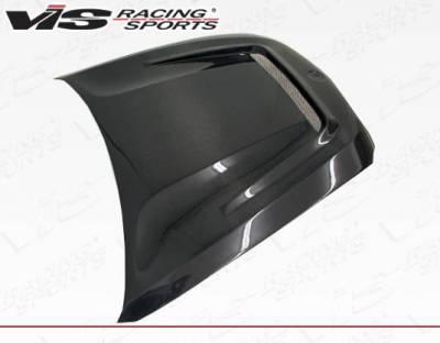 VIS Racing - Carbon Fiber Hood DTM Style for BMW X6 (E71) 4DR 08-13 - Image 3