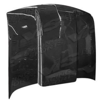 VIS Racing - Carbon Fiber Hood Cowl Induction Style for Chevrolet Blazer 2DR 95-04 - Image 1
