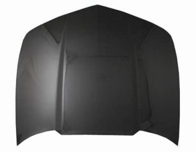 VIS Racing - Carbon Fiber Hood OEM Style for Chevrolet Camaro 2DR 10-15 - Image 3