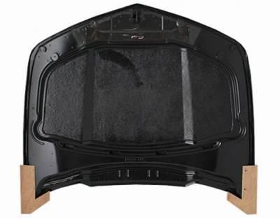 VIS Racing - Carbon Fiber Hood OEM Style for Chevrolet Camaro 2DR 10-15 - Image 4