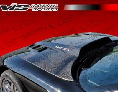 VIS Racing - Carbon Fiber Hood SCV Style for Chevrolet Corvette 2DR 97-04 - Image 2