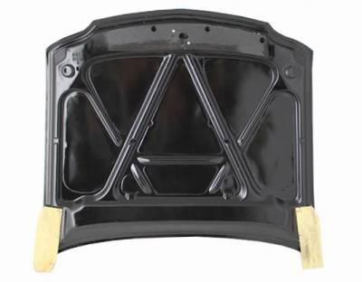 VIS Racing - Carbon Fiber Hood OEM Style for Chevrolet Malibu 4DR 97-03 - Image 4