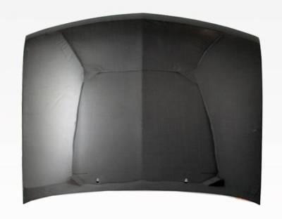 VIS Racing - Carbon Fiber Hood OEM Style for Chevrolet S10 2DR 94-04 - Image 1