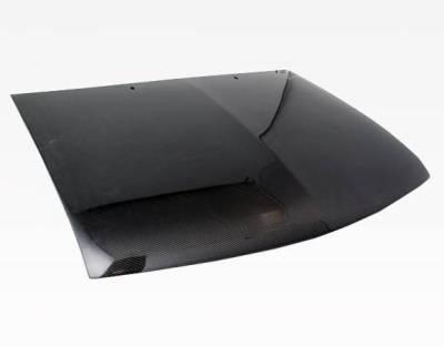 VIS Racing - Carbon Fiber Hood OEM Style for Chevrolet S10 2DR 94-04 - Image 3