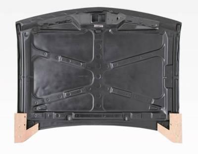 VIS Racing - Carbon Fiber Hood OEM Style for Chevrolet S10 2DR 94-04 - Image 4