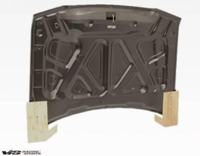 VIS Racing - Carbon Fiber Hood OEM Style for Chrysler 300/300C 4DR 05-10 - Image 2