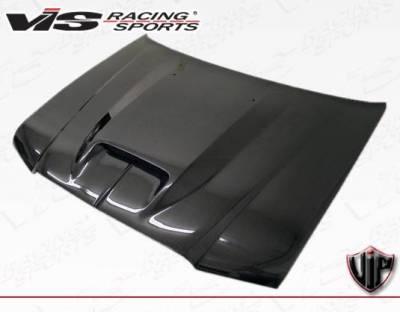 VIS Racing - Carbon Fiber Hood SRT Style for Chrysler 300/300C 4DR 05-10 - Image 2