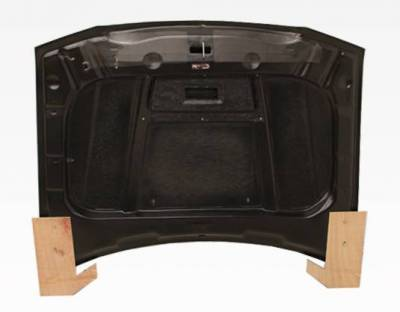 VIS Racing - Carbon Fiber Hood SRT Style for Chrysler 300/300C 4DR 05-10 - Image 4