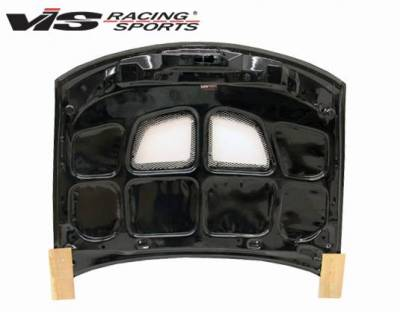 VIS Racing - Carbon Fiber Hood EVO Style for Dodge Avenger 2DR 95-99 - Image 3