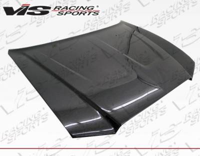 VIS Racing - Carbon Fiber Hood OEM Style for Dodge Charger 4DR 11-14 - Image 2