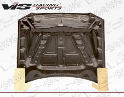 VIS Racing - Carbon Fiber Hood OEM Style for Dodge Charger 4DR 11-14 - Image 3