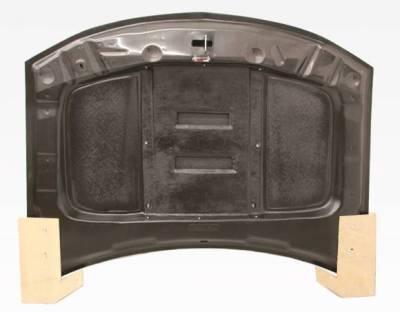 VIS Racing - Carbon Fiber Hood SRT Style for Dodge Charger 4DR 06-10 - Image 4