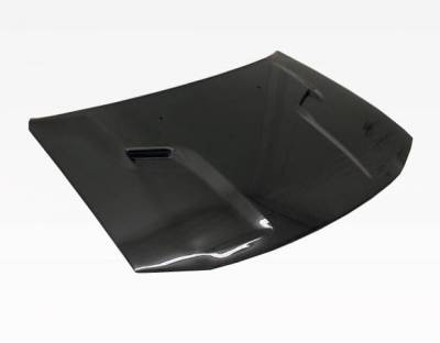 VIS Racing - Carbon Fiber Hood SRT 2 Style for Dodge Charger 4DR 06-10 - Image 1