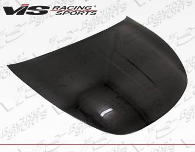 VIS Racing - Carbon Fiber Hood OEM Style for Dodge Dart 4DR 13-16 - Image 1