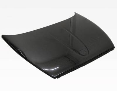 VIS Racing - Carbon Fiber Hood OEM Style for Dodge Durango 4DR 98-03 - Image 1