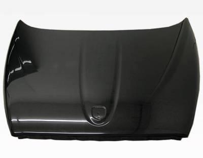 VIS Racing - Carbon Fiber Hood OEM Style for Dodge Durango 4DR 98-03 - Image 2