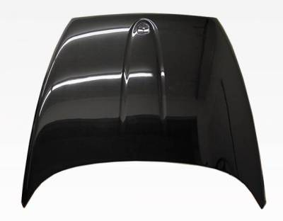 VIS Racing - Carbon Fiber Hood OEM Style for Dodge Durango 4DR 98-03 - Image 3