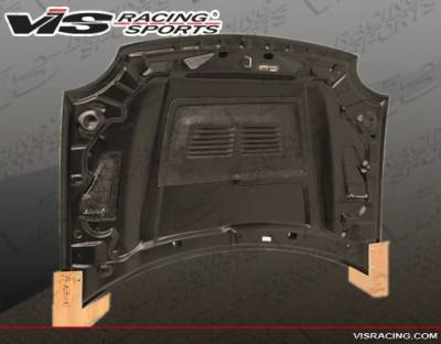 VIS Racing - Carbon Fiber Hood EVO Style for Dodge Neon 2DR & 4DR 95-99 - Image 3