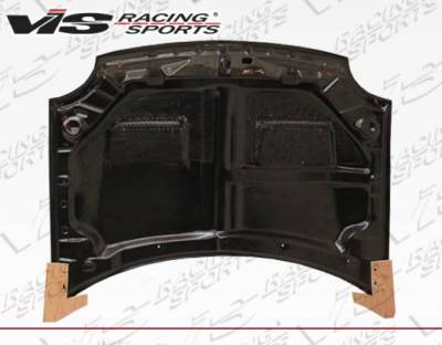 VIS Racing - Carbon Fiber Hood Xtreme GT Style for Dodge Neon 2DR & 4DR 95-99 - Image 4