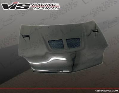 VIS Racing - Carbon Fiber Hood EVO Style for Dodge Neon 4DR 00-05 - Image 1