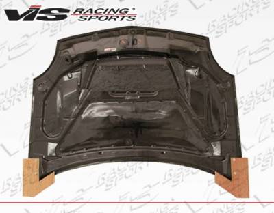 VIS Racing - Carbon Fiber Hood Invader Style for Dodge Neon 4DR 00-05 - Image 3