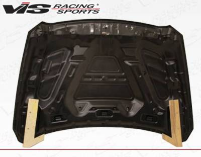 VIS Racing - Carbon Fiber Hood OEM Style for Dodge Ram HD 2DR & 4DR 11-15 - Image 4