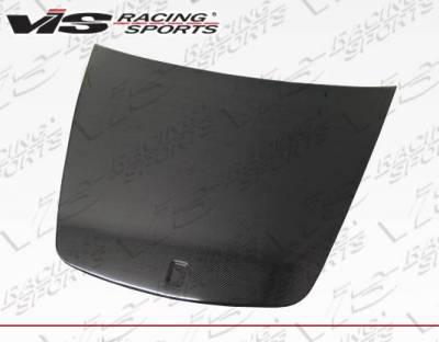 VIS Racing - Carbon Fiber Hood OEM Style for Ferrari F 360 2DR 99-04 - Image 1