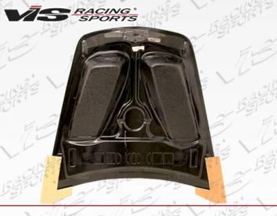 VIS Racing - Carbon Fiber Hood GT Style for Ferrari F 430 2DR 05-09 - Image 3