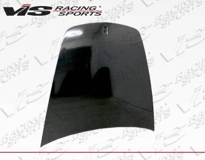VIS Racing - Carbon Fiber Hood OEM Style for Ferrari F 430 2DR 05-09 - Image 1