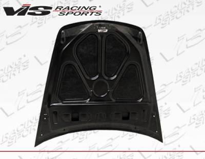 VIS Racing - Carbon Fiber Hood OEM Style for Ferrari F 430 2DR 05-09 - Image 3