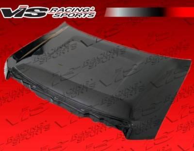 VIS Racing - Carbon Fiber Hood OEM Style for Ford F150 2DR & 4DR 09-14 - Image 3