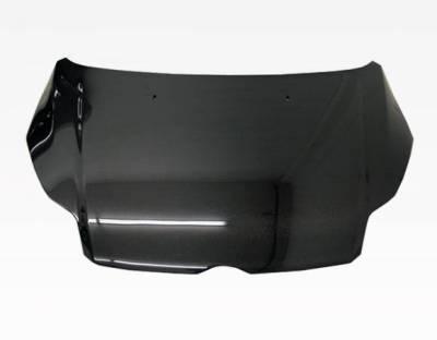 VIS Racing - Carbon Fiber Hood OEM Style for Ford Focus 2DR & 4DR 12-14 - Image 3