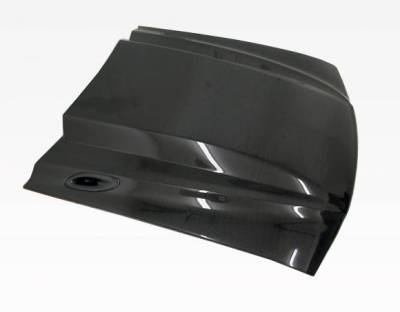 VIS Racing - Carbon Fiber Hood Cowl Induction Style for Ford MUSTANG 2DR 94-98 - Image 3