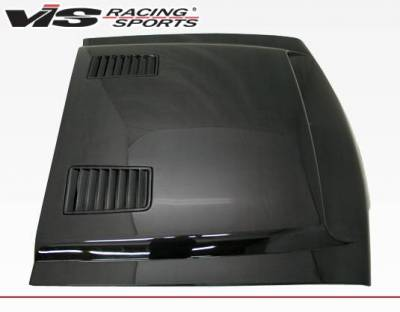 VIS Racing - Carbon Fiber Hood GT 500 Style for Ford MUSTANG 2DR 87-93 - Image 3
