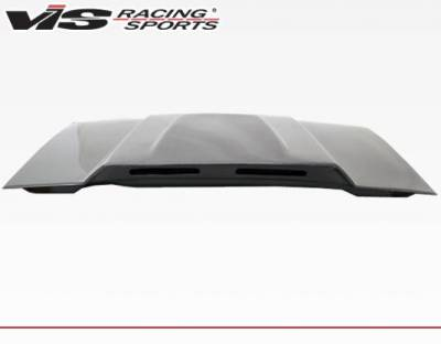 VIS Racing - Carbon Fiber Hood SS Style for Ford MUSTANG 2DR 87-93 - Image 3