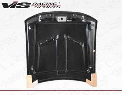 VIS Racing - Carbon Fiber Hood Stalker 2 Style for Ford MUSTANG 2DR 99-04 - Image 4
