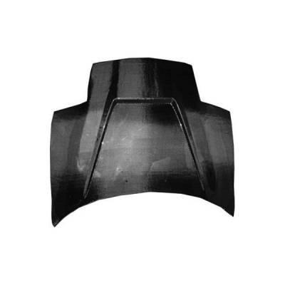 VIS Racing - Carbon Fiber Hood Invader Style for Ford Probe 2DR 93-97 - Image 2