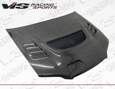 VIS Racing - Carbon Fiber Hood G Speed Style for Honda Accord 4DR 98-02 - Image 1