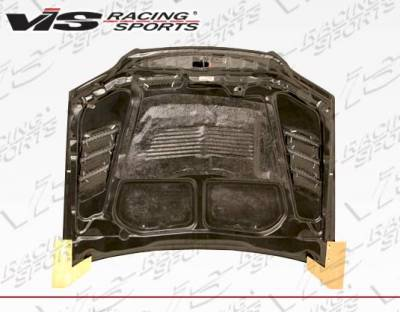 VIS Racing - Carbon Fiber Hood G Speed Style for Honda Accord 4DR 98-02 - Image 3