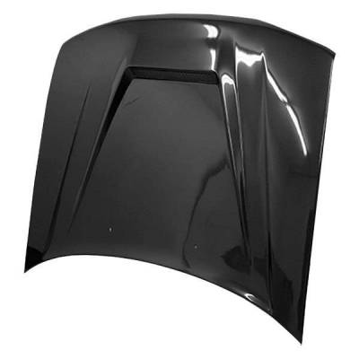VIS Racing - Carbon Fiber Hood Invader Style for Honda Accord (4cyl) 2DR & 4DR 94-97 - Image 1
