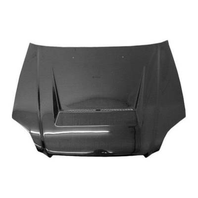 VIS Racing - Carbon Fiber Hood N 1 Style for Honda Civic 2DR 92-95 - Image 2