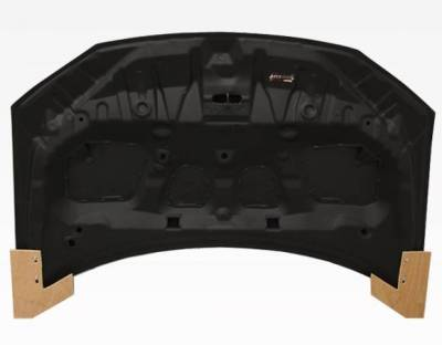 VIS Racing - Carbon Fiber Hood OEM Style for Honda Civic 4DR 13-15 - Image 4