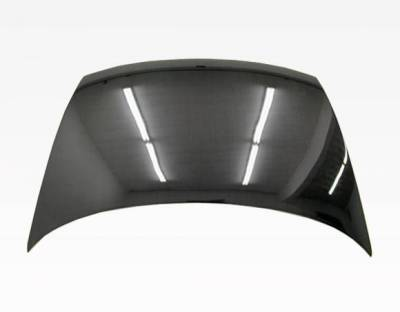 VIS Racing - Carbon Fiber Hood OEM Style for Honda Civic 2DR 06-11 - Image 3