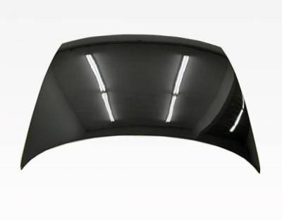 VIS Racing - Carbon Fiber Hood OEM Style for Honda Civic 4DR 06-11 - Image 3