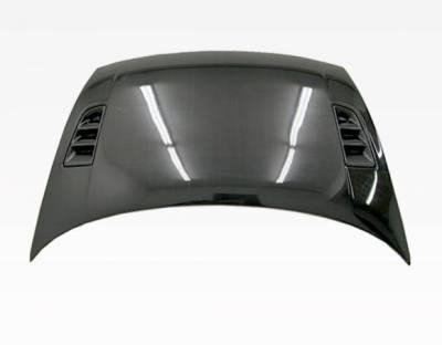 VIS Racing - Carbon Fiber Hood RR Style for Honda Civic 4DR 06-11 - Image 1