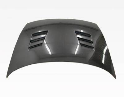 VIS Racing - Carbon Fiber Hood Techno R Style for Honda Civic 4DR 06-11 - Image 3