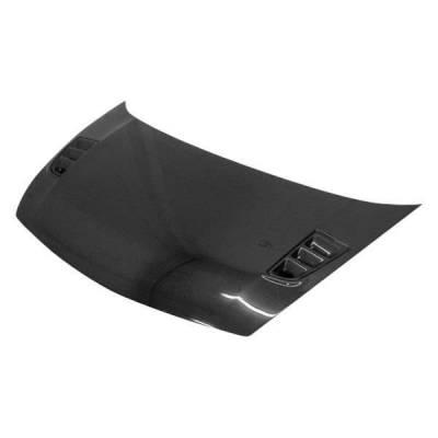 VIS Racing - Carbon Fiber Hood RR Style for Honda Civic (JDM) 4DR 06-11 - Image 1