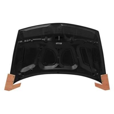 VIS Racing - Carbon Fiber Hood RR Style for Honda Civic (JDM) 4DR 06-11 - Image 3
