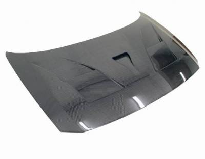 VIS Racing - Carbon Fiber Hood AMS Style for Honda CR-Z Hatchback 11-16 - Image 3